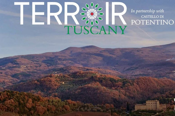 Terroir Tuscany - Culinary Retreat 2018