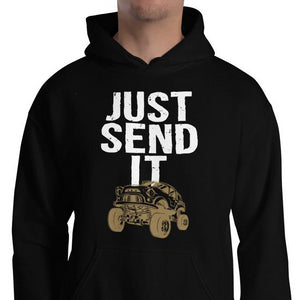 Mudding Hoodie - Just Send It Mudding Hoodie
