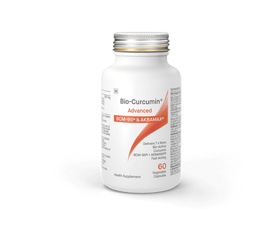 Bio-Curcumin Advanced® with BCM95® & AKBAMAX® 60s