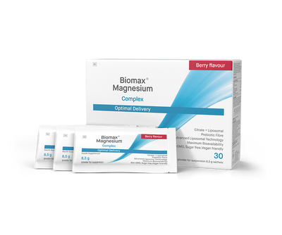 Biomax Magnesium Complex Optimal Delivery Berry
