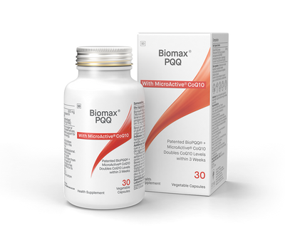 Biomax PQQ with CoQ10®