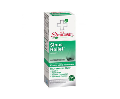 Sinus Relief Nasal Spray