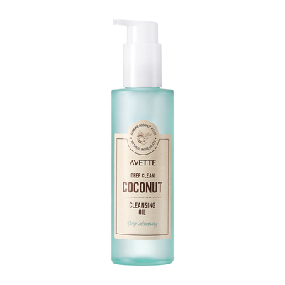 Deep Clean Coconut Cleansing Oil