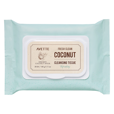 Fresh Clean Coconut Cleansing Tissue