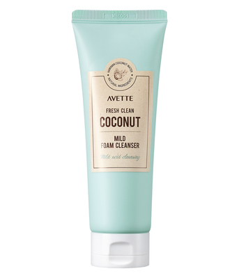Fresh Clean Coconut Mild Foam Cleanser
