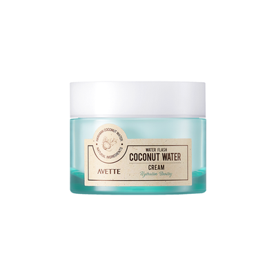 Water Flash Coconut Water Face Cream