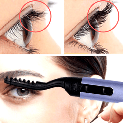 #1 Electric Eyelash Curler