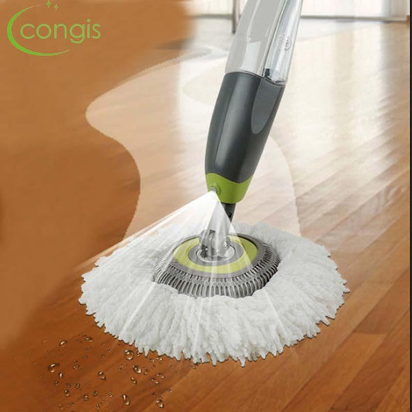 Round Head Spray Mop