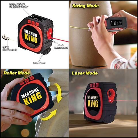 Measuring King Tape
