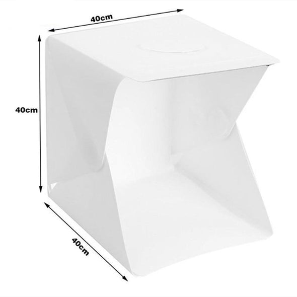 Mini LED Studio Photo Box