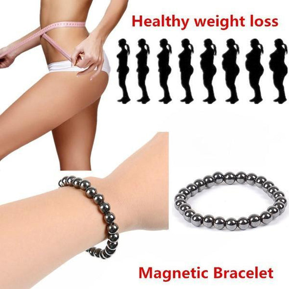 Magnetic Theraphy Weigth Loss Bracelet