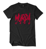 "Murda Gang ""OG"" Shirt (Black/Red)"