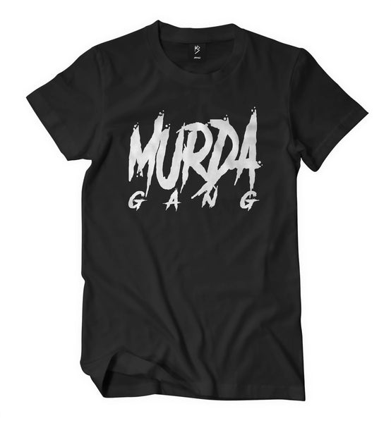 "Murda Gang ""OG"" Shirt (Black/White)"