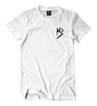 "Murda Gang ""MB"" Shirt (White/Black)"