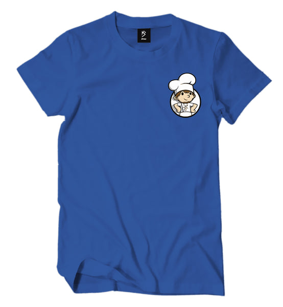 Chef Murda Beatz Shirt (Blue)