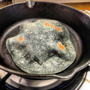 Bolder Blue Corn Tortillas