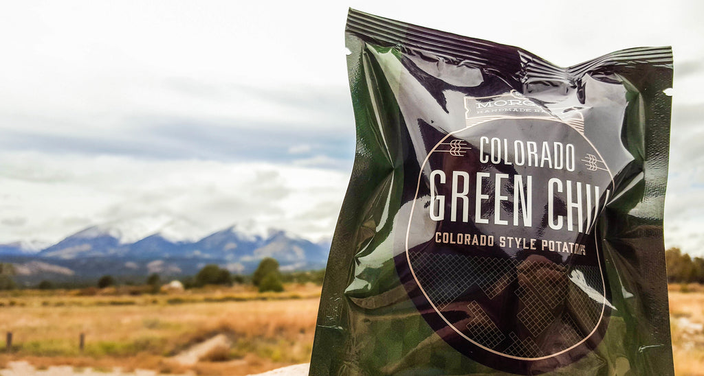 Colorado Green Chili Potato Chips