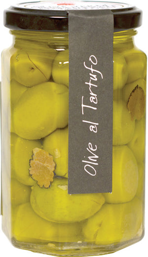Snacking Olives with Truffle - Casina Rossa