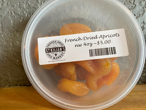 Demi-sec Dried Apricots