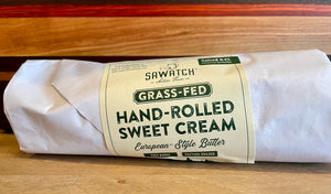 Grass-fed Sweet Cream Salted Butter - Sawatch Artisan Foods