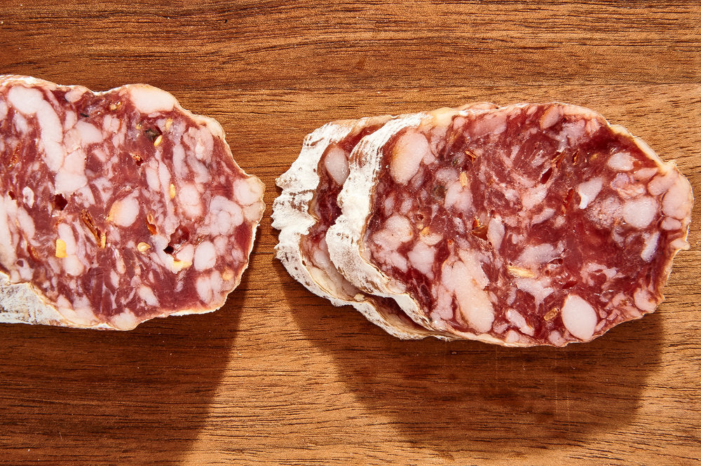 Elevation Calabrese Salami