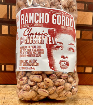 Cranberry Bean - Rancho Gordo Beans