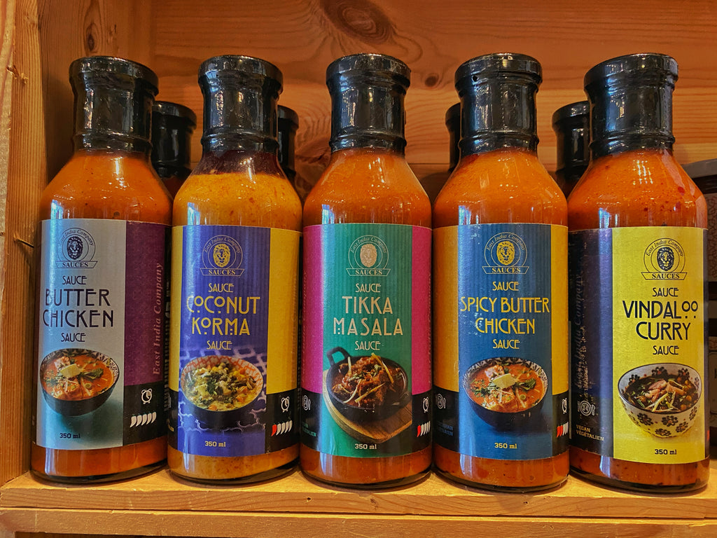 East India Company Curry Sauces