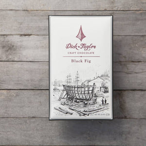 Black Fig 72% Dark Craft Chocolate - Dick Taylor