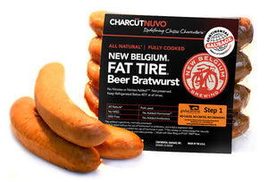 Fat Tire Beer Bratwurst