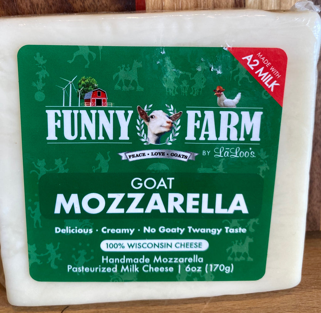 Goat Mozzarella - Funny Farm by LaLoo's