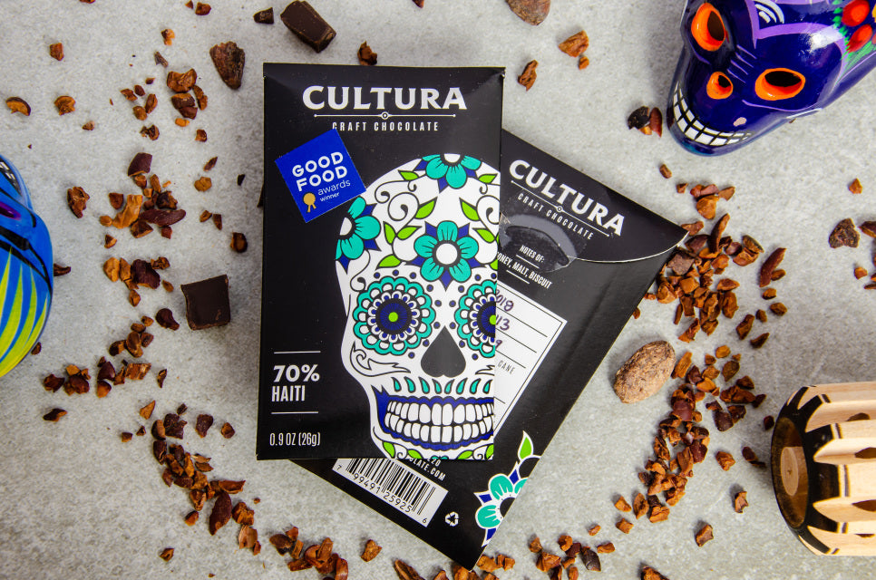 Haiti 70% - Cultura Craft Chocolate