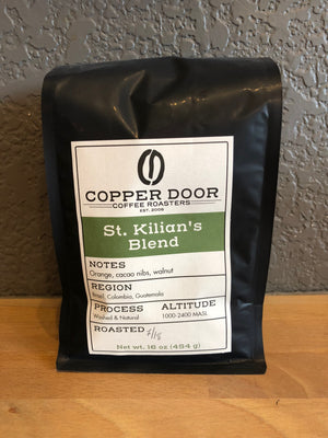 St. Kilian's Blend Coffee Copper Door Roasters