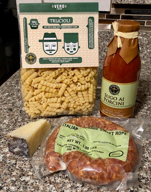 Sausage & Porcini Pasta Dinner Kit