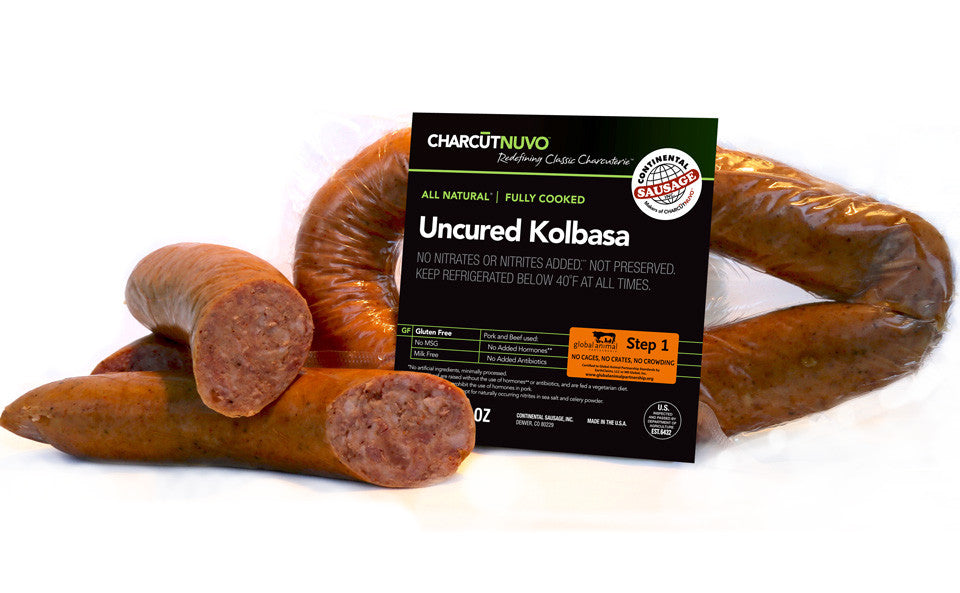 Uncured Kolbasa