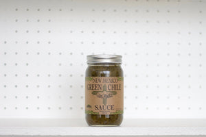 New Mexico Green Chile Sauce - Los Roast