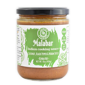 Malabar Indian Cooking Sauce Kinda Hot - Nummy Nibbles