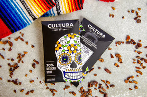 Mexican Spice 70% - Cultura Craft Chocolate