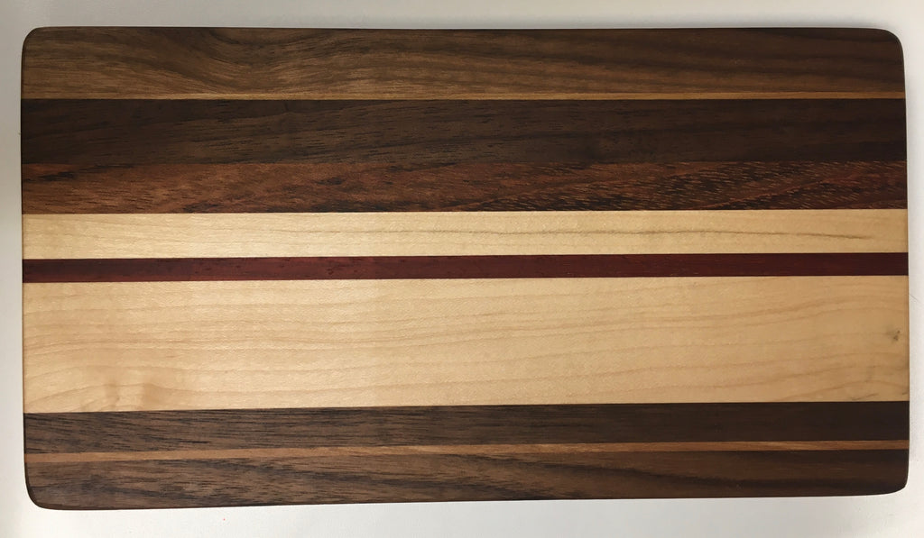 "Park Hill Woodworks Cutting Board ~10""x5.25"""