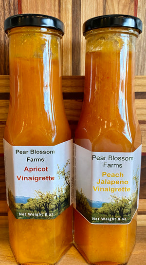 Pear Blossom Farms Vinaigrettes