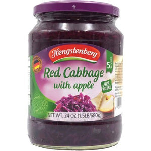 Red Cabbage with Apple - Hengstenberg