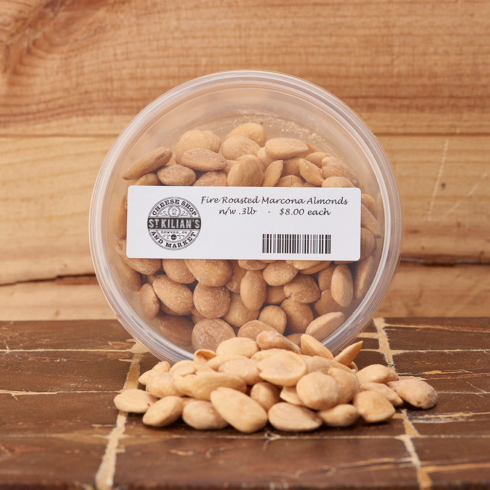 Marcona Fire Roasted Almonds