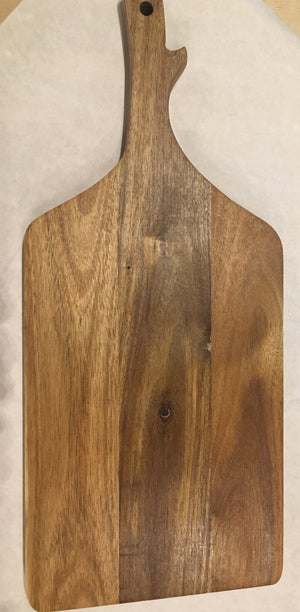 Swissmar Acacia Paddle Cutting Board