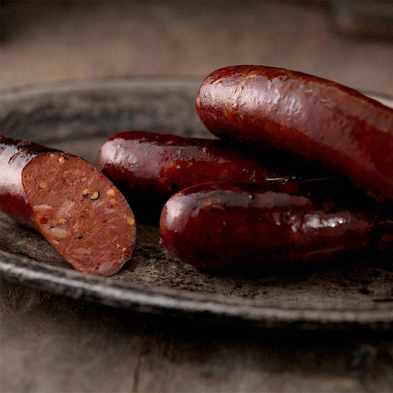 River Bear Texas Style Hot Links