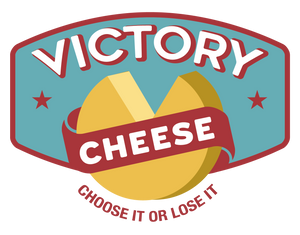 Victory Cheese Box - American Artisan Cheese Assortment
