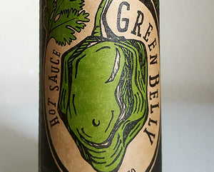 Green Belly Hot Sauce