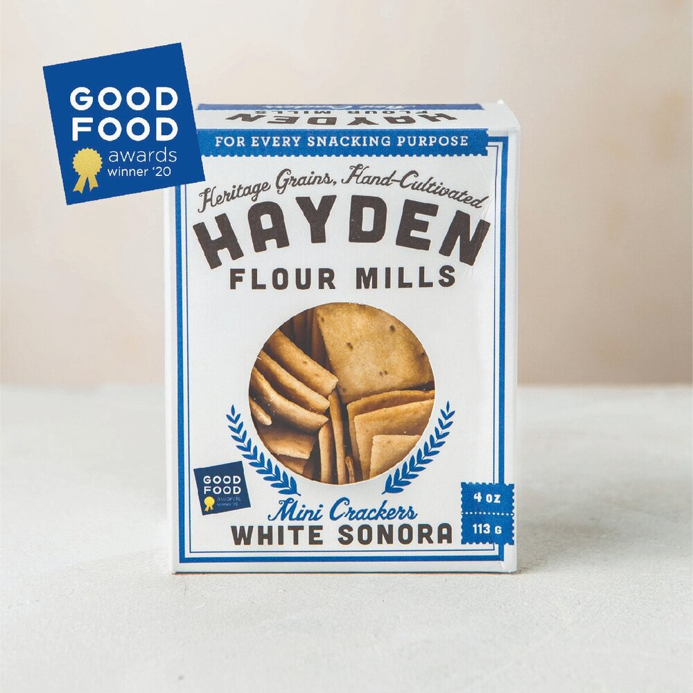 White Sonora Mini Crackers - Hayden Flour Mills