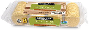 Sesmark Rice Thins