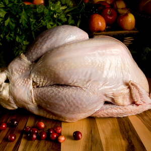 Organic Fresh Turkeys (Thanksgiving Pre-order)