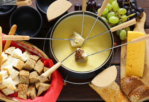 Fondue Starter Kit (Serves 2-4)