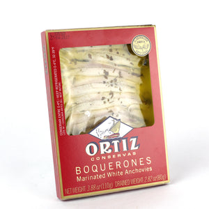 Ortiz Boquerones Marinated White Anchovies
